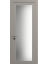 Sarto Linea 2102 Interior Door Matte Dark Gray