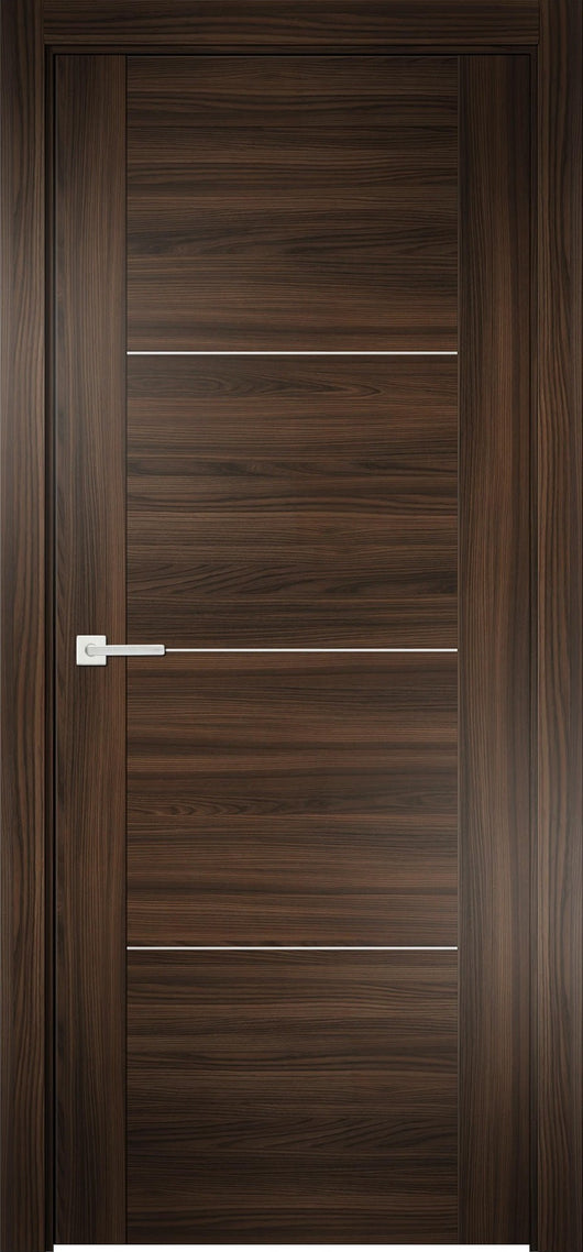 Sarto Prio NS 7213 Interior Door Chocolate Ash. Pre-hung Door. Full Set