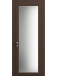 Sarto Linea 2102 Interior Door Matte Chocolate