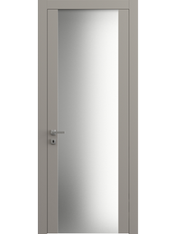 Sarto Linea 4114 Interior Door Matte Dark Gray