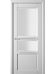 Sarto Perfecto 0610 Interior Door Beech Snow-White With Silver