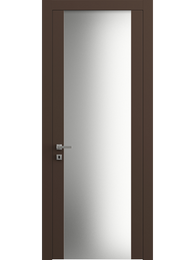 Sarto Linea 4114 Interior Door Matte Chocolate