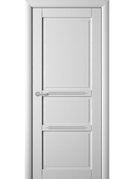 Sarto Perfecto 0611 Interior Door Beech Snow-White With Silver