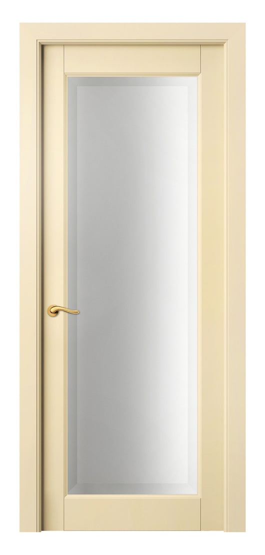 Sarto Lignum 0700 Interior Door Ivory Beech Gold Patina