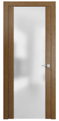Sarto Planum 4114 Interior Door Amber Oak Vertical