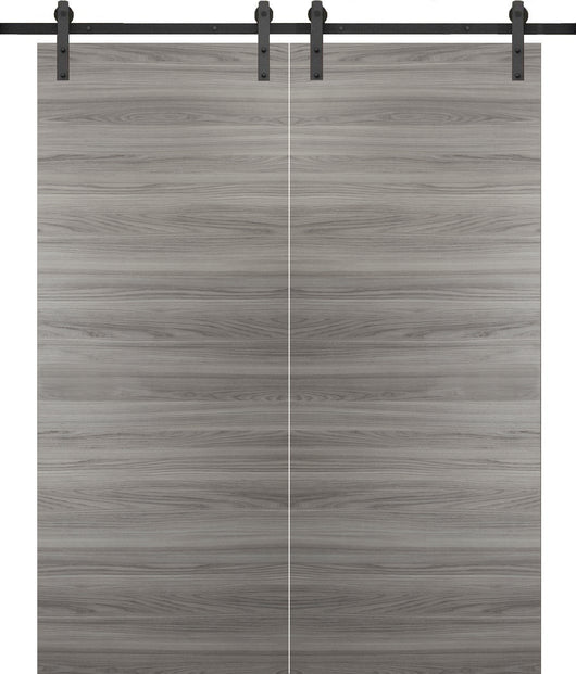 Sartodoors Planum 0010 Modern Interior Solid Wood Flush Closet