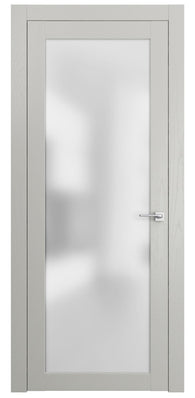Sarto Planum 2102 Interior Door Gray Ash Vertical
