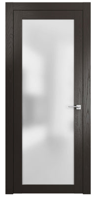 Sarto Planum 2102 Interior Door Mokachino Ash Vertical