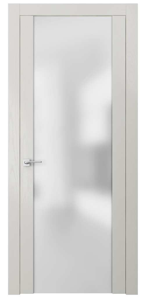 Sale 10 Sarto Quadro 4114 Interior Door Pearl Ash Satin