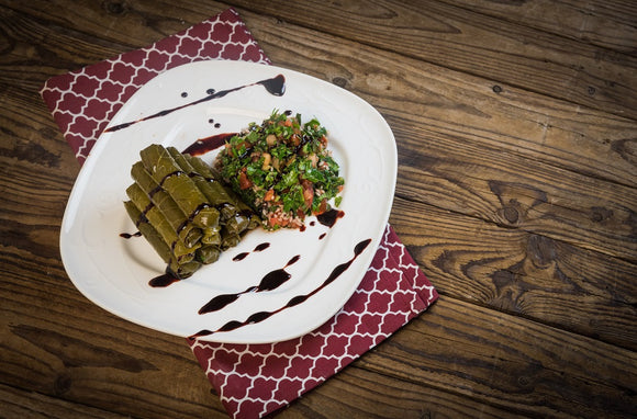 Stuffed Vine Leaves - Yalanji