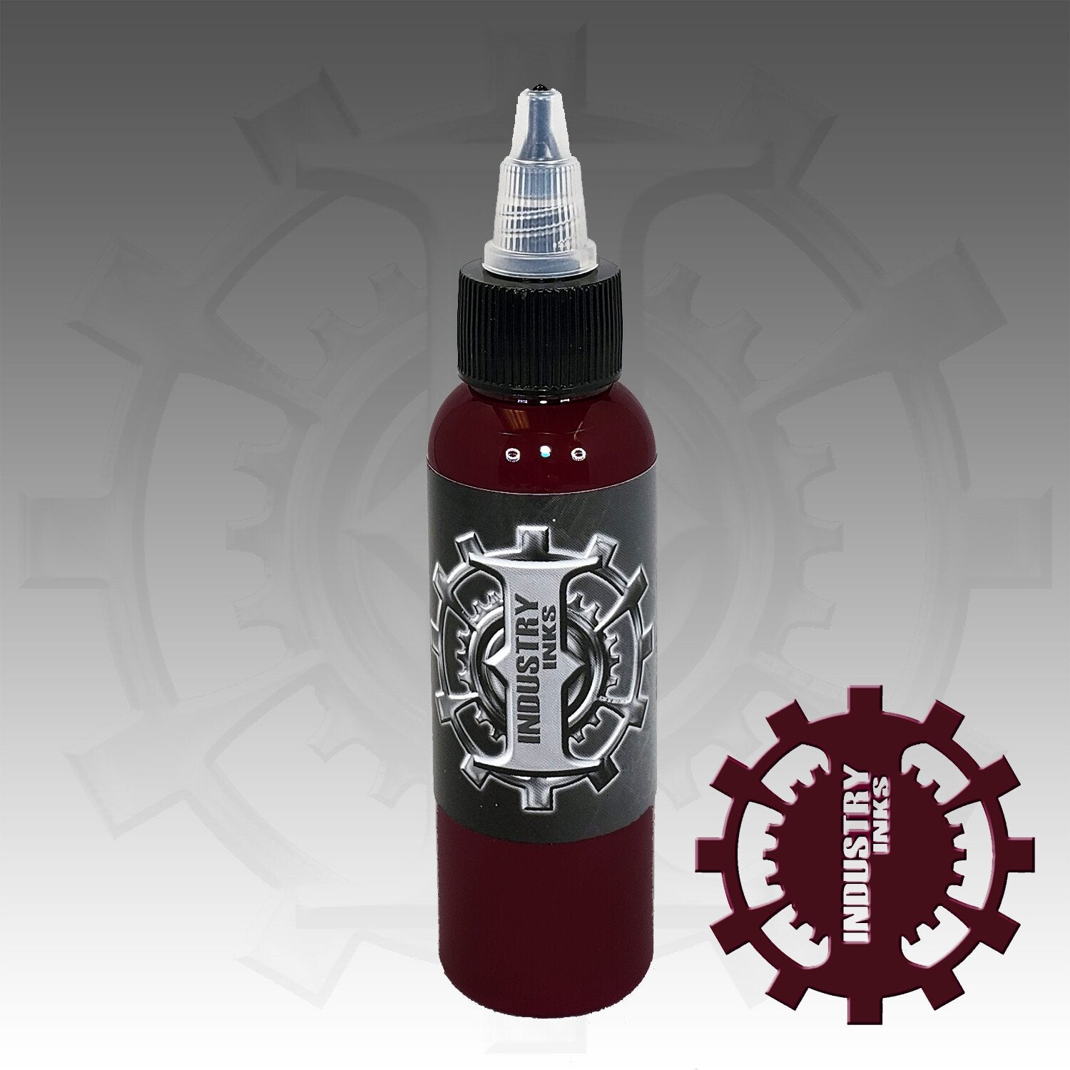 Industry Ink Black Cherry - Tattoo Ink - FYT USA