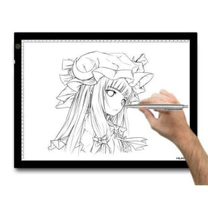 FYT Supplies:Huion A3 Led Light Pad,A3