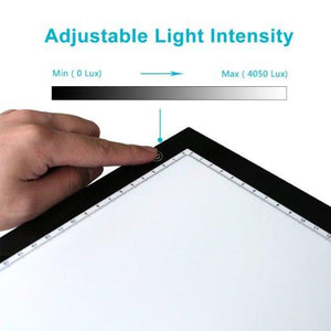 Huion A3 Led Light Pad - Tattoo Furniture - FYT USA