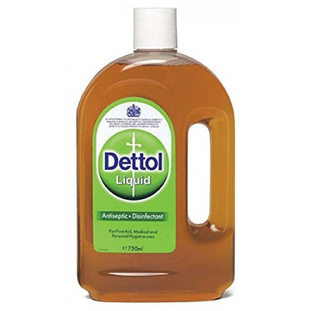 Dettol First Aid Antiseptic Liquid - Station Prep. & Barrier - FYT USA