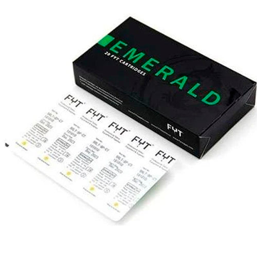 FYT Emerald Sample Box - FYT USA