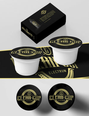 Electrum Clean Cup - Box of 20 - Power Supply & Accessory - FYT USA