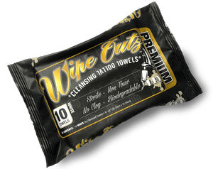 Wipe Outz™ Sterilized Tattoo DRY Towels