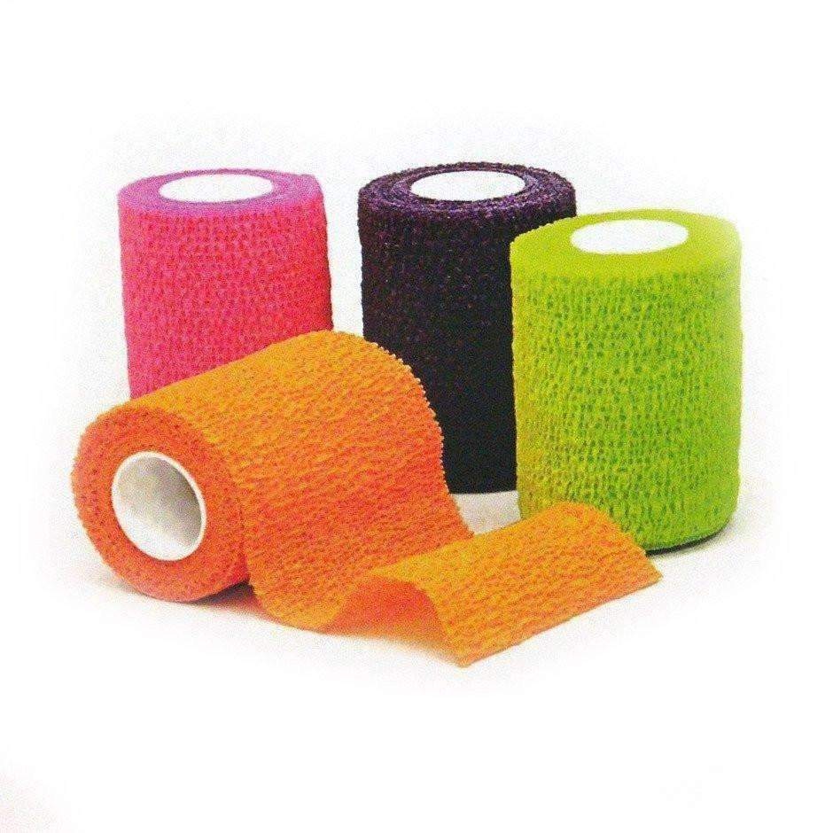 Self Adhesive Elastic Bandage - Station Prep. & Barrier - FYT USA