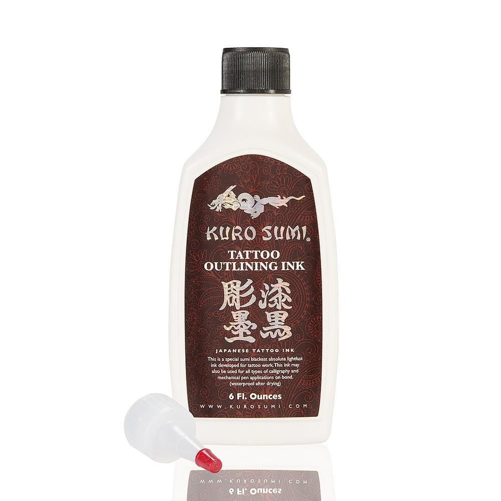 FYT Supplies:Kuro Sumi Outlining Ink