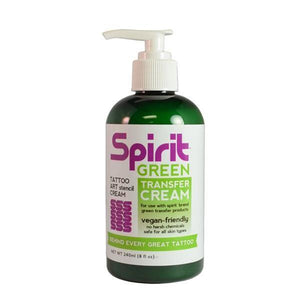 Spirit Green Stencil Transfer Cream - 1Oz - Fyt Usa