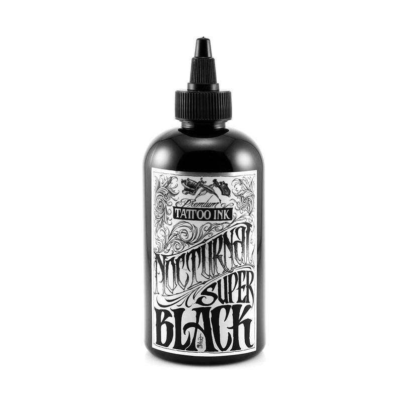 Nocturnal Tattoo Ink – Super Black - Tattoo Ink - FYT USA