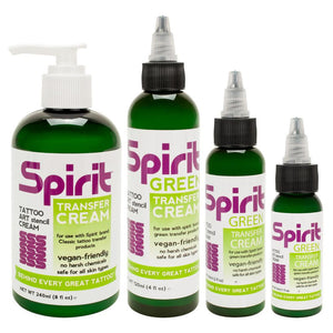 Spirit Green Stencil Transfer Cream - Fyt Usa