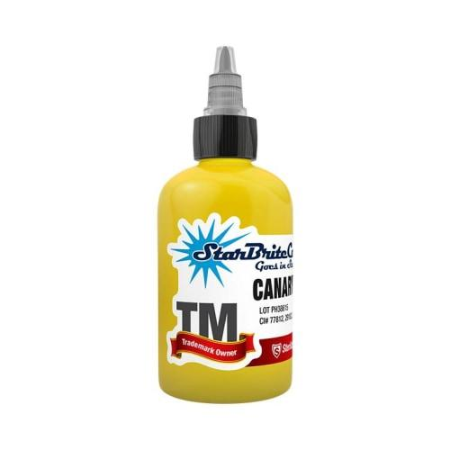 StarBrite Canary Yellow - Tattoo Ink - FYT USA