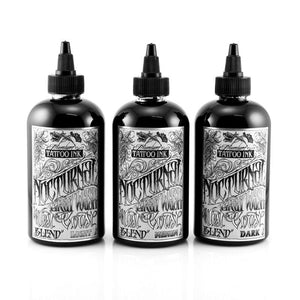 FYT Supplies:Nocturnal Grey Wash Set,4 OZ SET