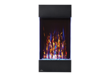 "Napoleon 32"" Allure Vertical Wall Mount Electric Fireplace - NEFVC32H"