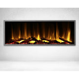 "Dynasty Harmony Series Logs Built-in 45"" Electric Fireplace - DY-BEF45"