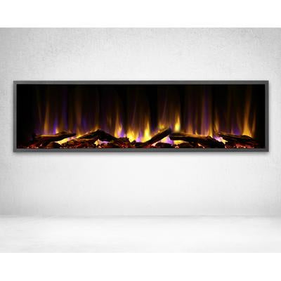 "Dynasty Harmony Series Logs Built-in 57"" Electric Fireplace DY-BEF57"