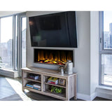 "Dynasty Harmony Series Built-in 45""White background Electric Fireplace - DY-BEF45"