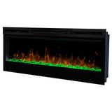"Dimplex 50"" Prism Series Linear Green Electric Fireplace - BLF5051"