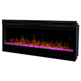 "Dimplex 50"" Prism Series Pink Linear Electric Fireplace - BLF5051"