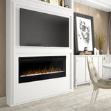 "Dimplex 50"" Prism Series Linear Electric Fireplace - BLF5051 Showroom"
