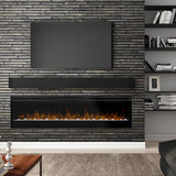 "Dimplex 74"" Prism Series Built-in Electric Fireplace - BLF7451"