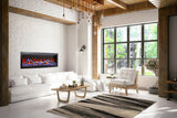 Amantii SYM-60 Living Room BESPOKE Series Electric Fireplace
