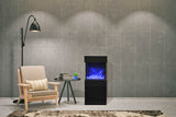 Amantii Cube 3-Sided Electric Fireplace - 2025WM