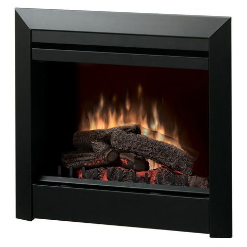 "Dimplex 28"" Plug-In Traditional Electric Fireplace Insert $199.00"