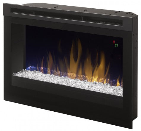 "Dimplex 25"" Plug-In Contemporary Electric Fireplace Insert - DFR2551G"