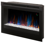 "Dimplex 25"" Plug-In Contemporary Electric Fireplace Firebox - DFR2551G"