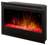 "Dimplex 25"" Contemporary Electric Fireplace - DFR2551G"