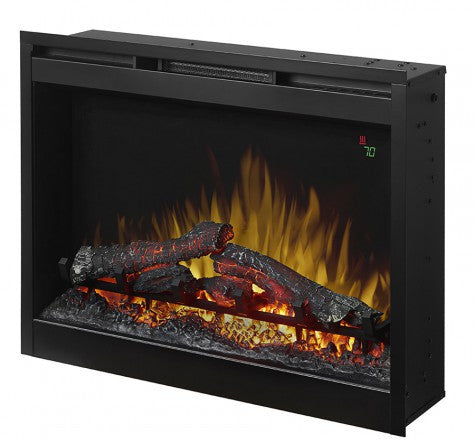 "Dimplex 26"" Plug-In Traditional Electric Fireplace Insert - DFR2651L"