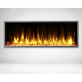 "Dynasty Harmony Series Crystals Built-in 45"" Electric Fireplace - DY-BEF45"