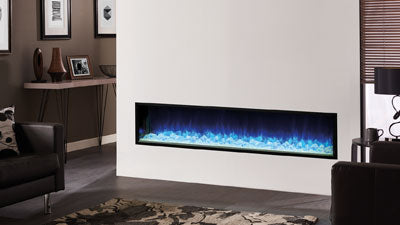 "Regency Skope 77"" Built-in Electric Fireplace - E195"