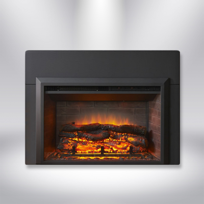 "Dynasty Zero Clearance 31"" Plug-in Electric Fireplace - EF30W"