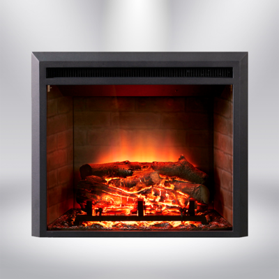 "Dynasty Zero Clearance 28"" Electric Fireplace - EF43D"