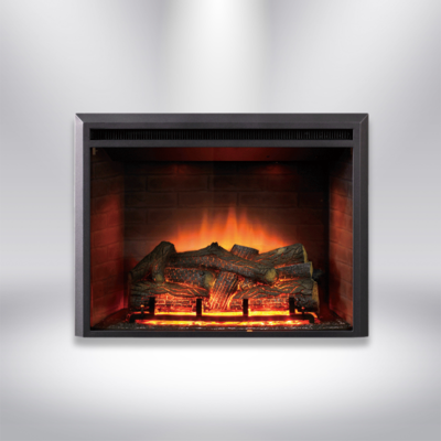 "Dynasty Zero Clearance 35"" Electric Fireplace - EF45D"