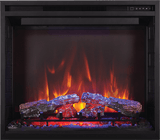 "Napoleon Element 36"" Built-In Electric Fireplace - NEFB36H-BS"