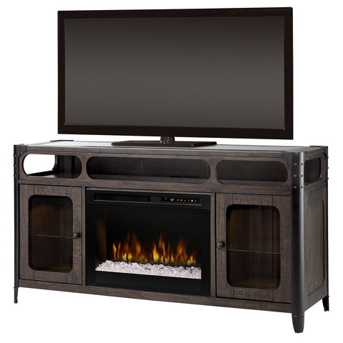 Dimplex Paige Electric Fireplace Media Console